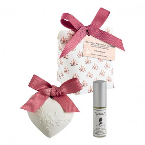 Les présents parfumés de Mathilde Palazzo Bello - Marquise