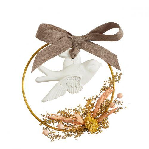 Couronne florale parfumée Palazzo Bello - Figuier Dolce