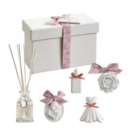 Coffret diffuseur de parfum d'ambiance Les présents de Mathilde - Marquise