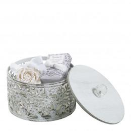 Coffret parfumé Voile de parfum - Fleur de Coton