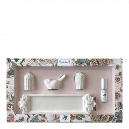 Coffret de 3 miniatures parfumées Jardins de Fantaisies - Astrée
