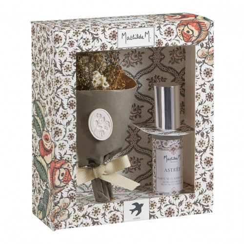 Coffret Bouquet à parfumer Herbier Précieux - Astrée