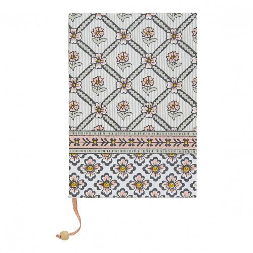 Carnet de notes Paradis Fleuri - Grand modèle