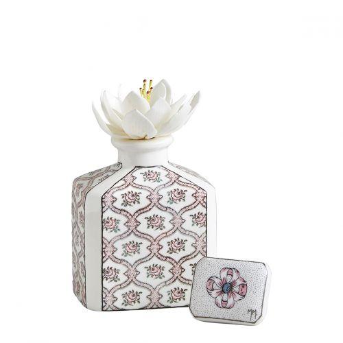 Diffuseur de parfum d'ambiance Paradis Fleuri - Dominoté n°17