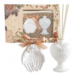 Coffret diffuseur de parfum d'ambiance Cabinet des Merveilles - Antoinette