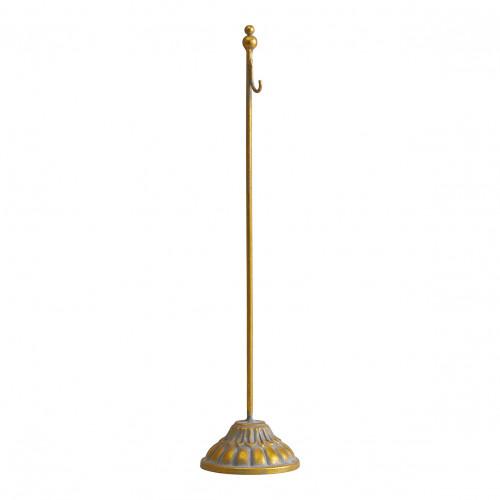 Présentoir pour décor parfumé doré - Grand modèle
